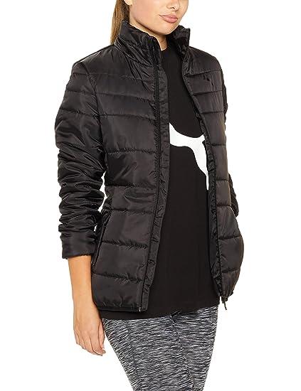 ccf262b407e4 PUMA Women s Essentials Padded Jacket Black (Puma Black)