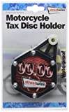Streetwize SWMCA3 Carbon Heavy Duty Motorcycle Tax Disc Holder