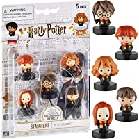 Self-Inking Harry Potter Stampers, Set of 5 – Harry Potter Gifts, Collectables, Party Decor, Cake Toppers – Harry Potter…