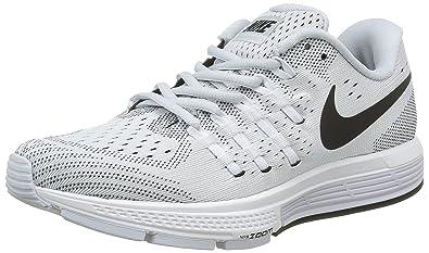Nike Womens Air Zoom Vomero 11 Pure Platinum Black Wht Running Shoe 6 Women 452bc9ad3