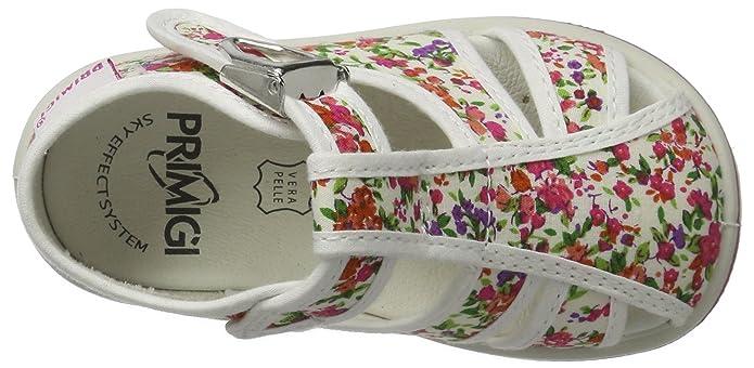 Primigi Pbb 7514, Chaussures Marche Bébé Fille, Multicolore (Bco-Sal-Ver.),  25 EU: Amazon.fr: Chaussures et Sacs