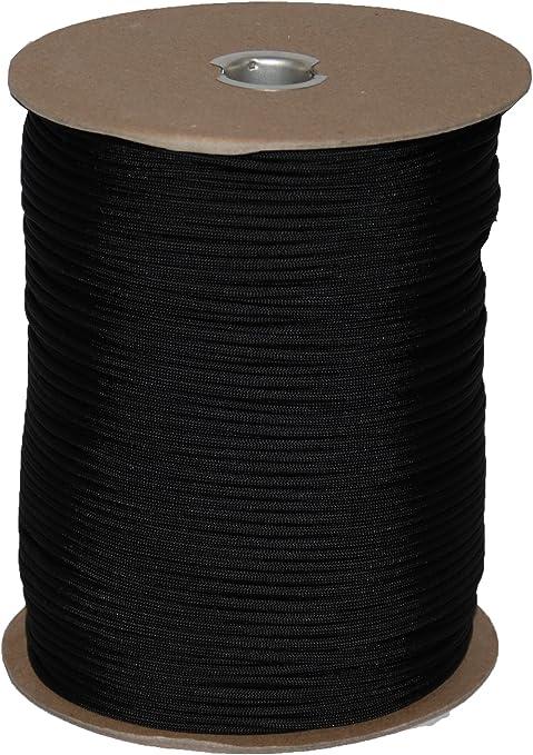 Purple Evans Cordage  6510P Para Cord 1000-Feet Spool T.W