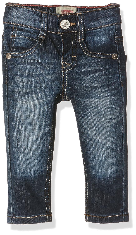 Levi's Kids Baby Boys' Jeans Blau (Indigo 46) 3-6 Months Groupe Zannier International NI22084