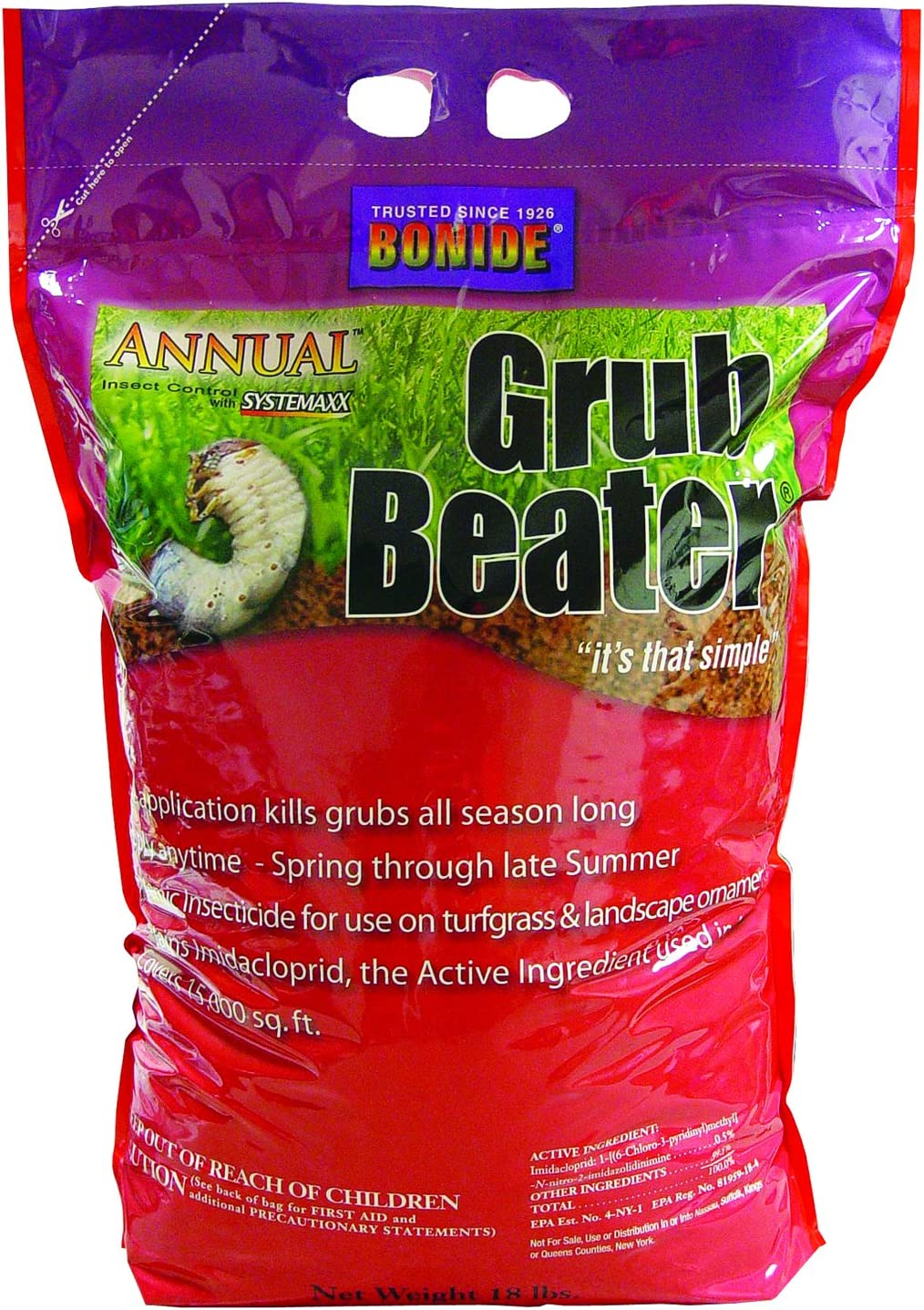 Bonide Annual Grub Killer