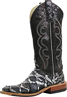 product image for Anderson Bean 4664M Silver Spoon Big Bass Black Boots