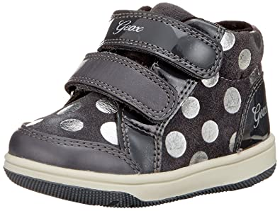 Geox Baby B New Flick Girl F Trainers 5aa63e0be6f