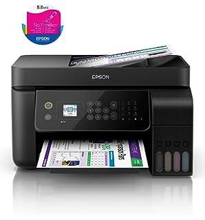 Epson EcoTank ET-4500 - Impresora multifunción (WiFi, inyección de ...