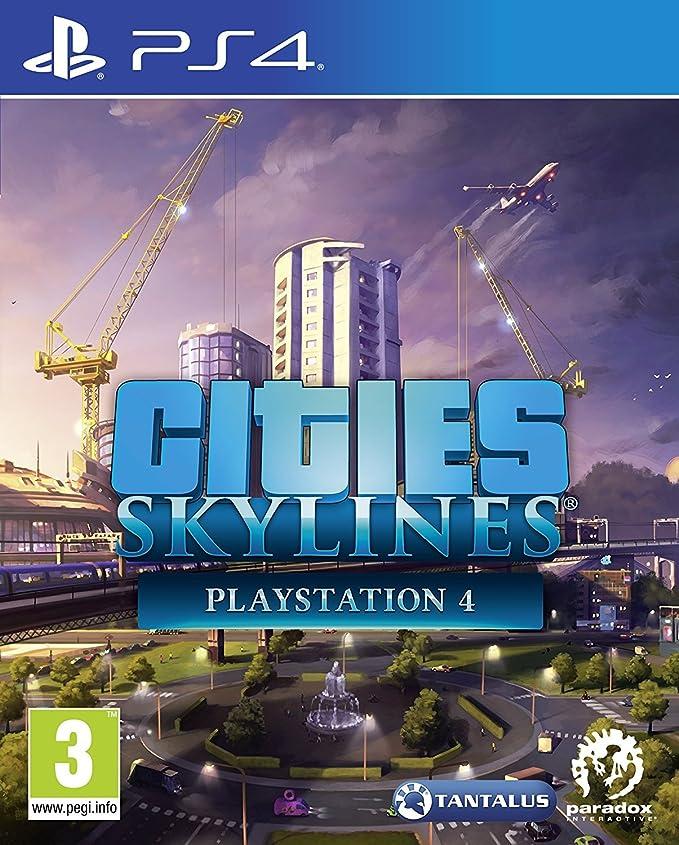 Cities Skylines - PlayStation 4 [Importación inglesa]: Amazon.es: Videojuegos