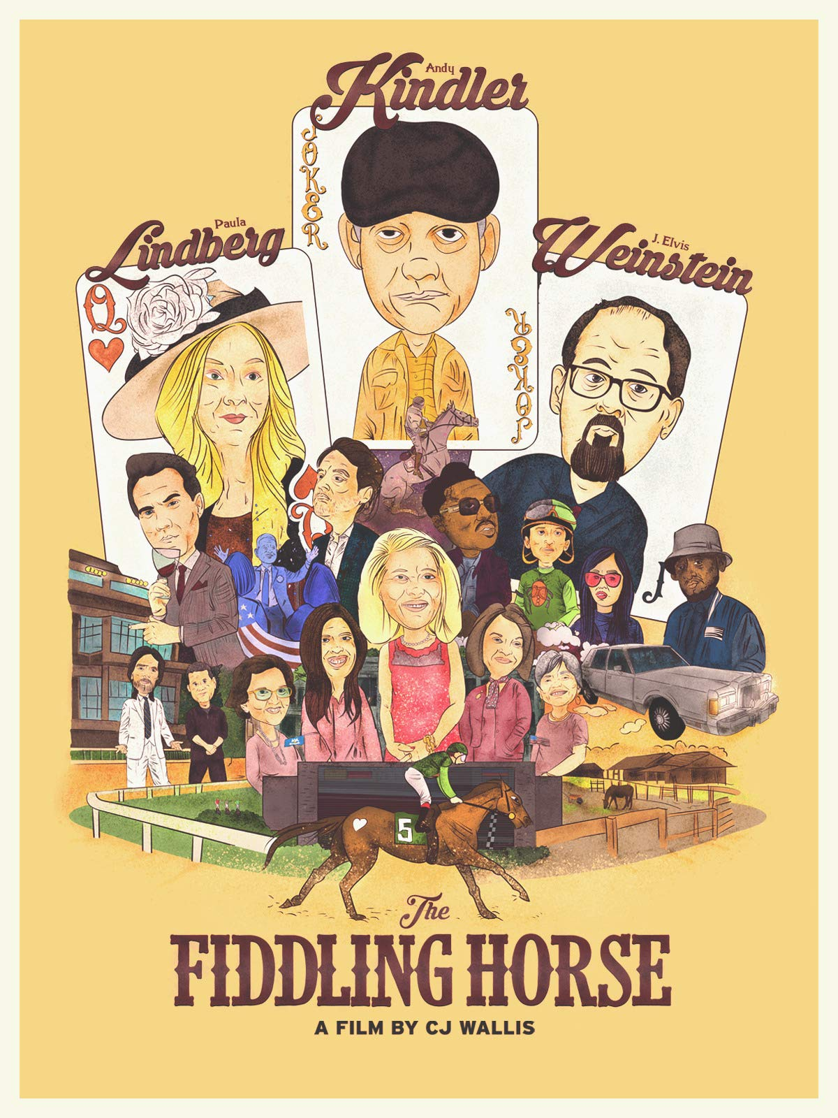 The Fiddling Horse on Amazon Prime Video UK