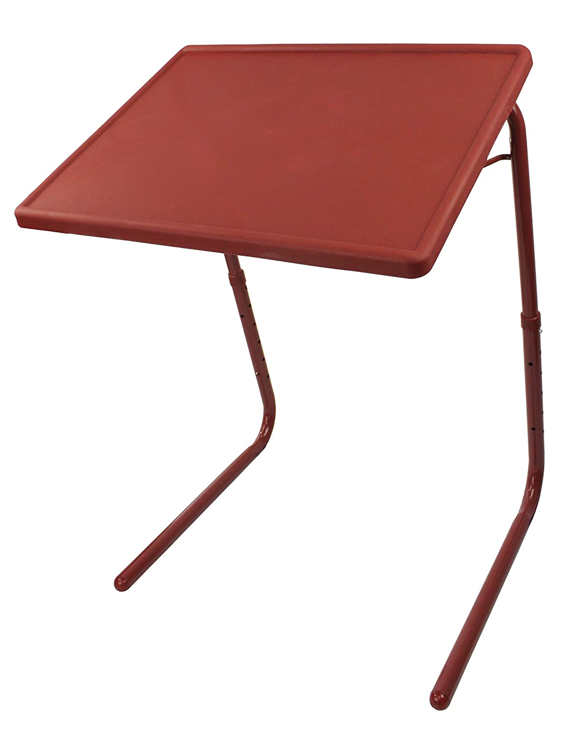 Superbe Amazon.com: 5starsuperdeal Portable And Foldable Comfortable TV Tray Table,  Adjustable Tray With Cup Holder, Blue: Kitchen U0026 Dining