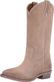 265dec443f2 Amazon.com | FRYE Women's Billy Stud Short Western Boot | Ankle & Bootie
