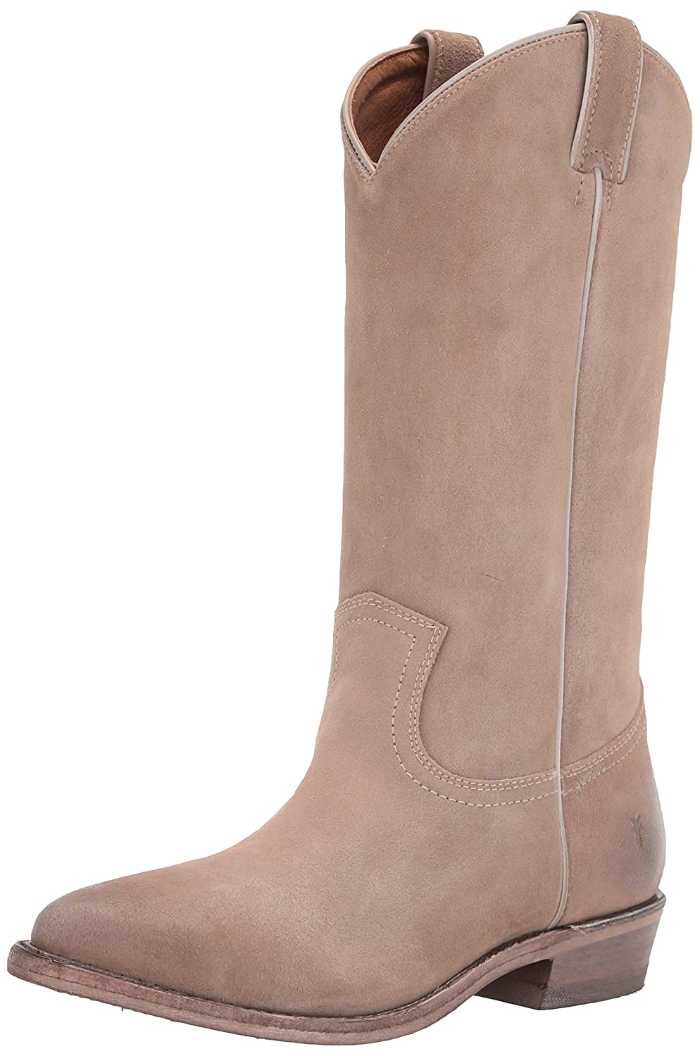 090d743a6 Amazon.com | FRYE Women's Billy Pull-On Boot | Mid-Calf