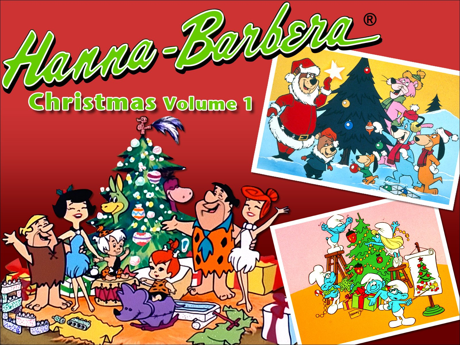 Amazon.com: Hanna Barbera Christmas Volume 1