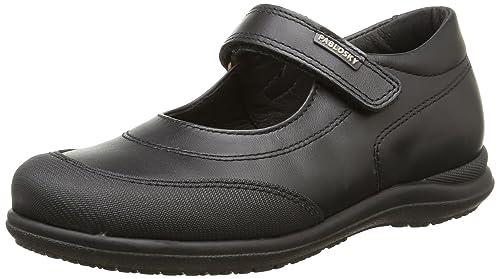 Pablosky 310110 - Zapatillas para Niñas, Color Negro, Talla 30