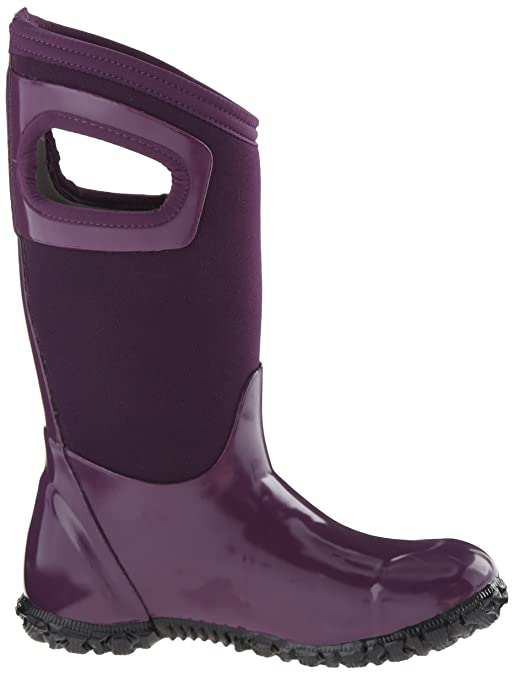 Bogs 71844 North Hampton Purple, 100% waterproof wellington keeping you dry  with every stomp!: Amazon.co.uk: Shoes & Bags