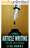 Article Writing: For the 21st century (English Edition)