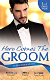 Here Comes The Groom - 3 Book Box Set (Passion)
