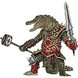 Papo 38955 - Figura de hombre cocodrilo