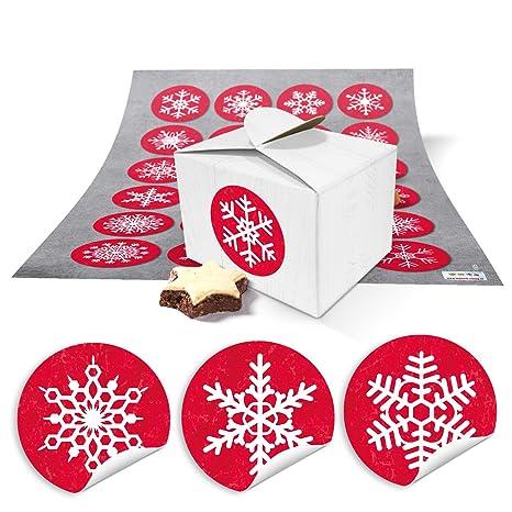 48 Blanco Pequeñas Cajas De Regalo regalo del paquete regalo Cajas Navidad (8 x 6