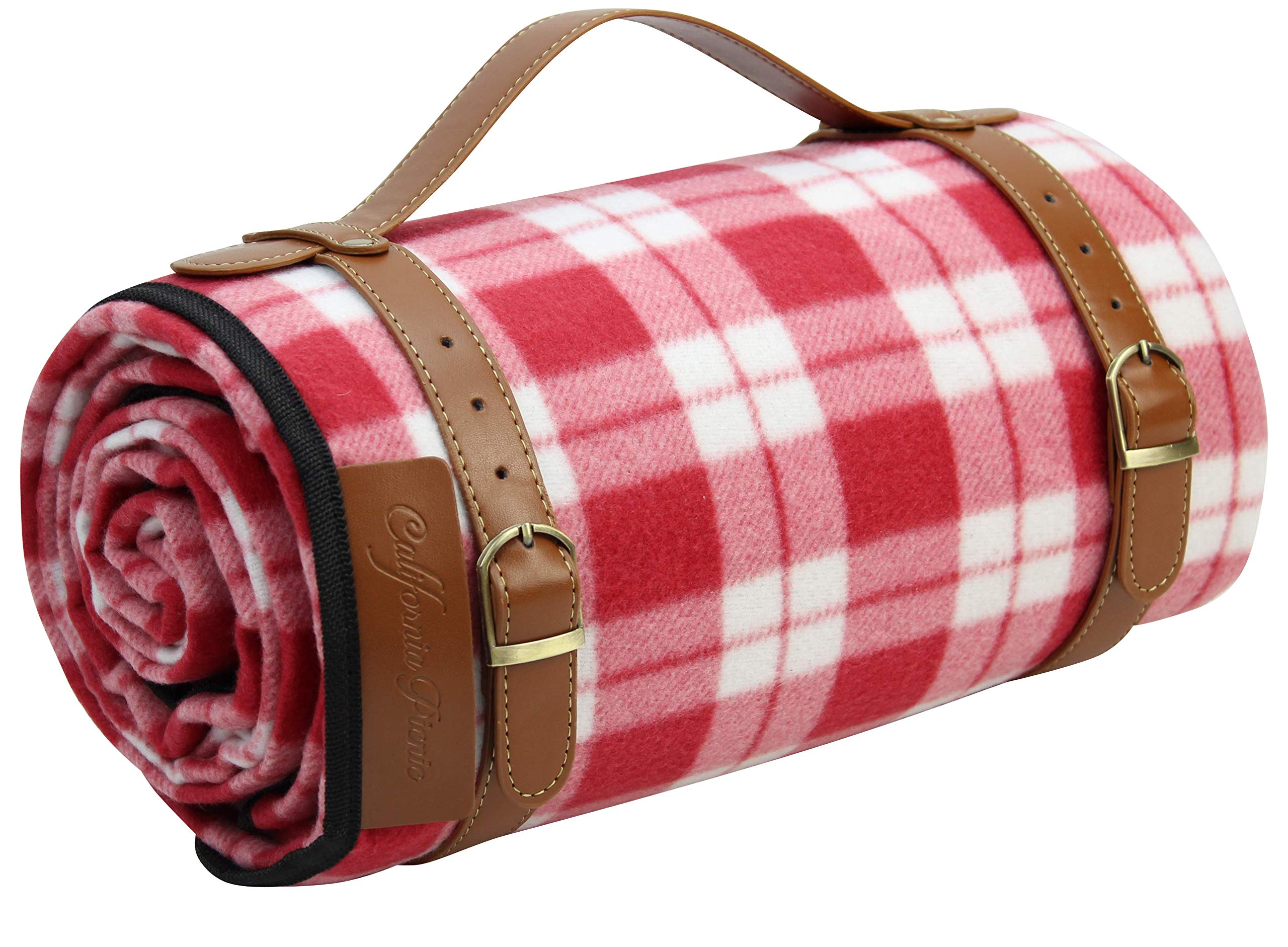 Picnic Blanket Waterproof Extra Large   Beach Blanket Sand Proof Oversized Waterproof   Great Festival Blanket and Picnic Mat   Water Resistant Heavy Duty Wet Lawn Blanket Backing for Outdoor Picnics