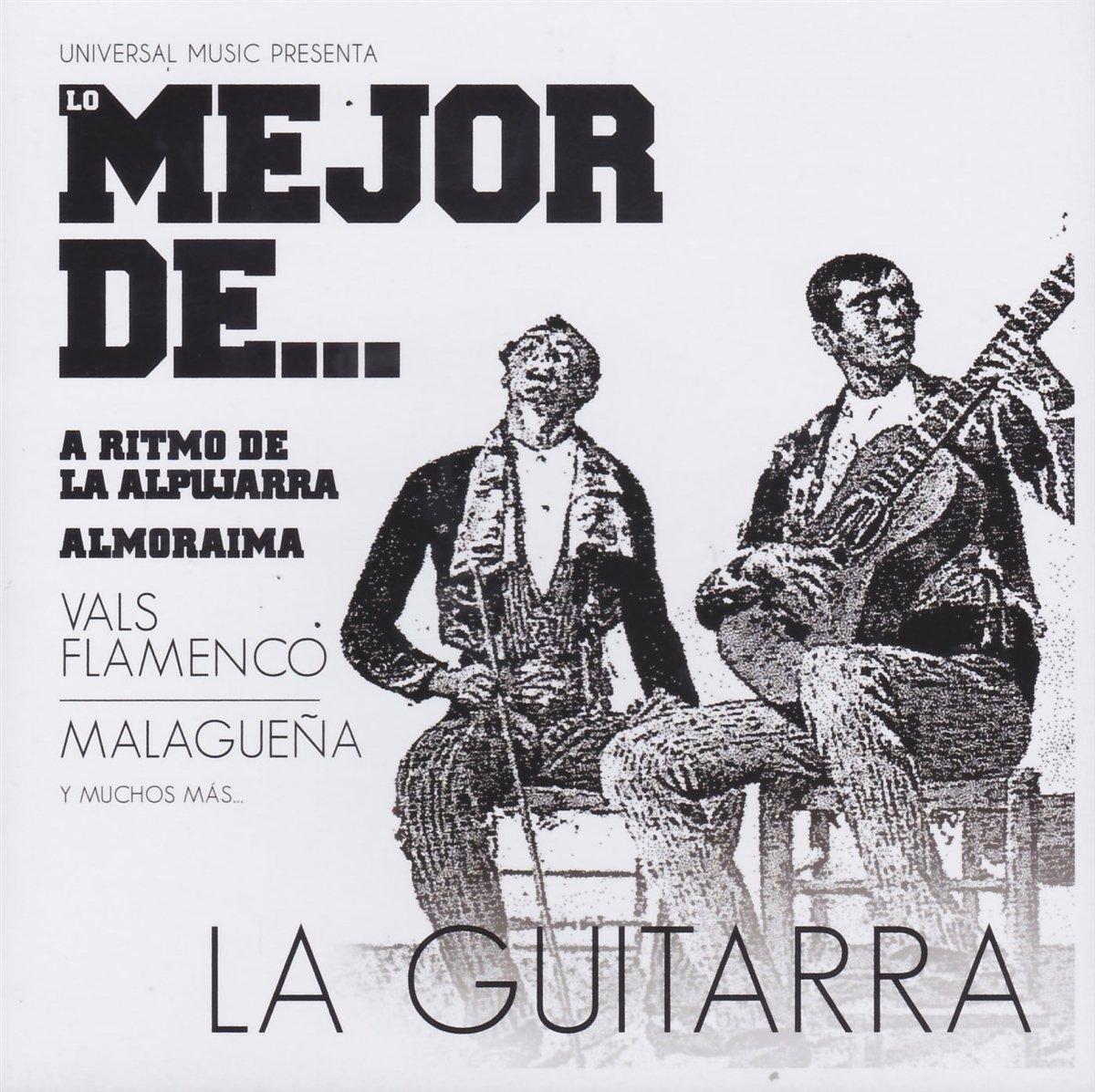 Lo Mejor De La Guitarra: Varios: Amazon.es: Música