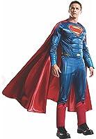 Rubie's Men's Batman v Superman: Dawn Of Justice Grand Heritage Superman Costume