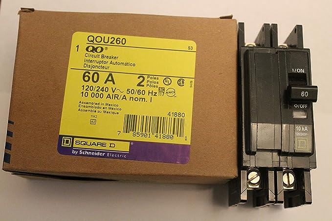 Square D-QOU260