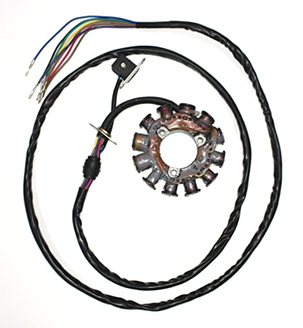 Amazon Com Jsp Manufacturing Stator Assembly Compatible With
