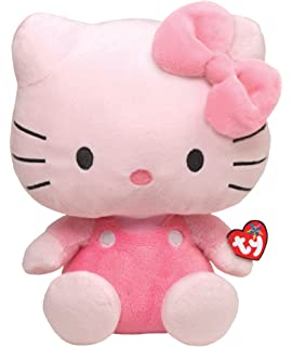 Amazon.com  Ty Beanie Buddy HELLO KITTY - Cupcake (Medium)  Toys   Games fccb8ab9526d
