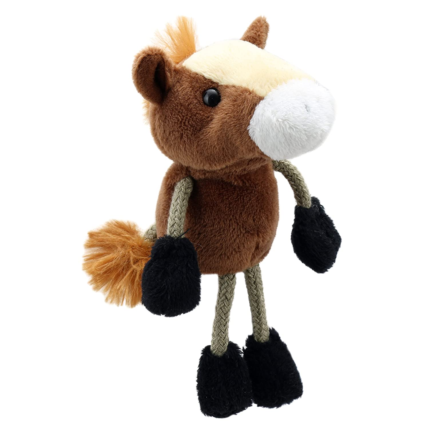 The Puppet Company - Finger Puppets - Horse PC020213