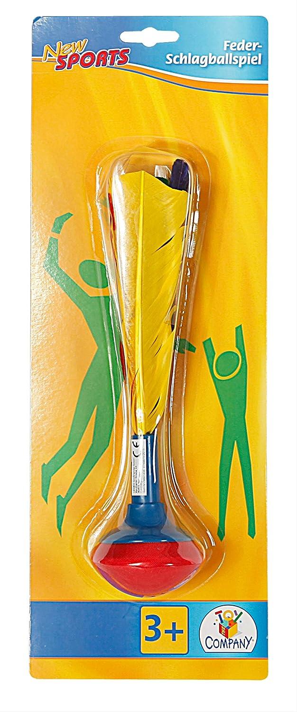 Toy New Sports Jeu de balles de Handball avec Plumes The Toy Company 0074601456