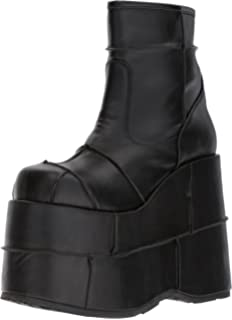 070a79697aa Demonia Men s Sta201 bvl Ankle Bootie