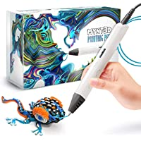 MYNT3D - MP012-WH Professional Printing 3D Pen with OLED Display