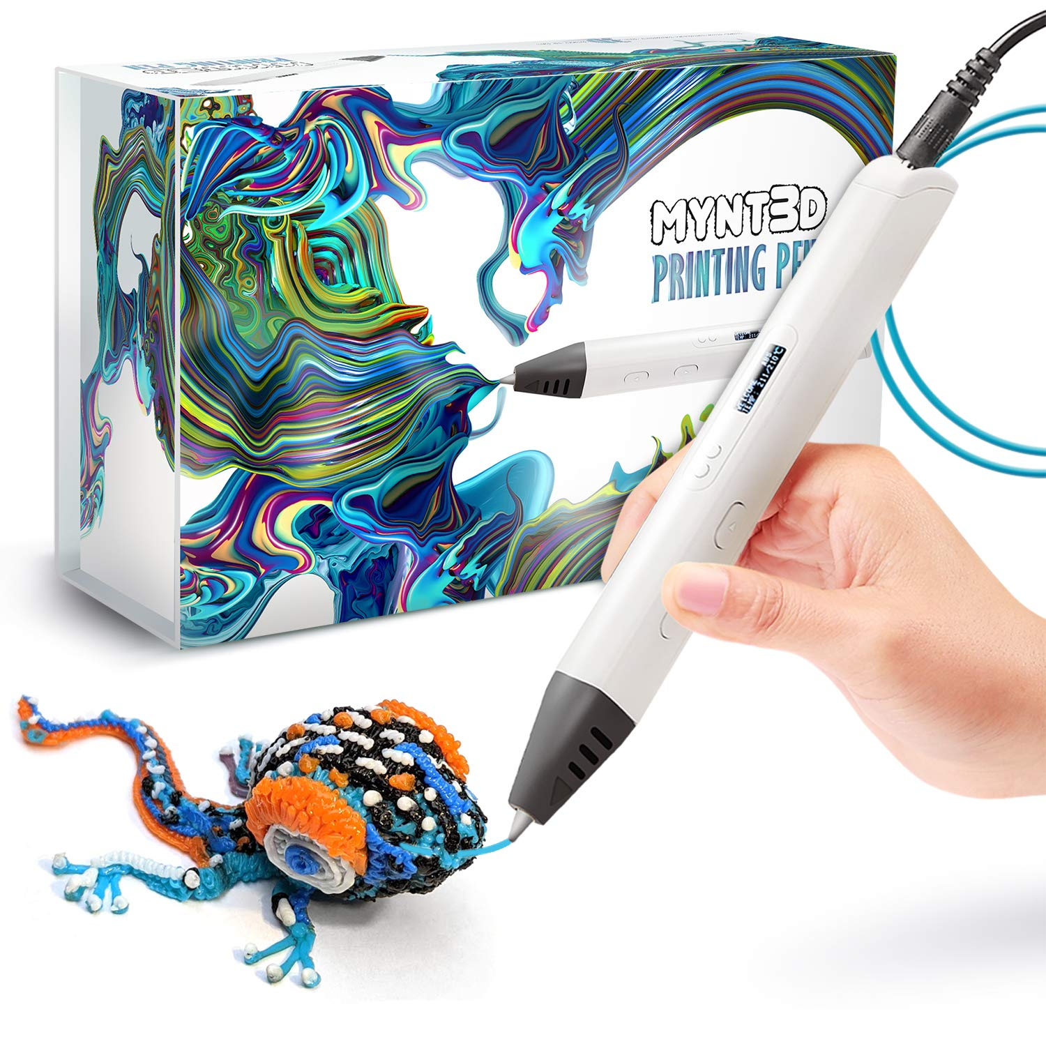 the best 3d pens, MYNT3D Professional review