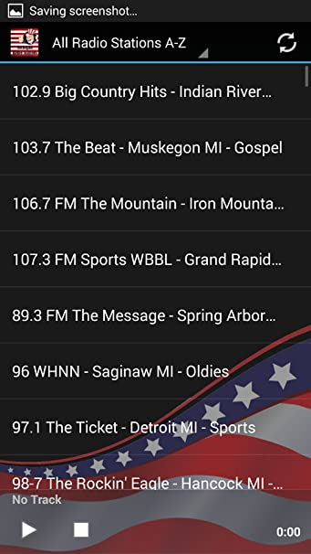 Amazon com: Michigan Radio Stations USA: Appstore for Android