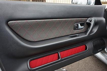 RedlineGoods Nissan Skyline R32 1989-93 insercion de puertas delanteras de