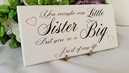 Restore2a Little Sister Gifts From Big Christmas Birthday Gift Ideas Sis Quotes