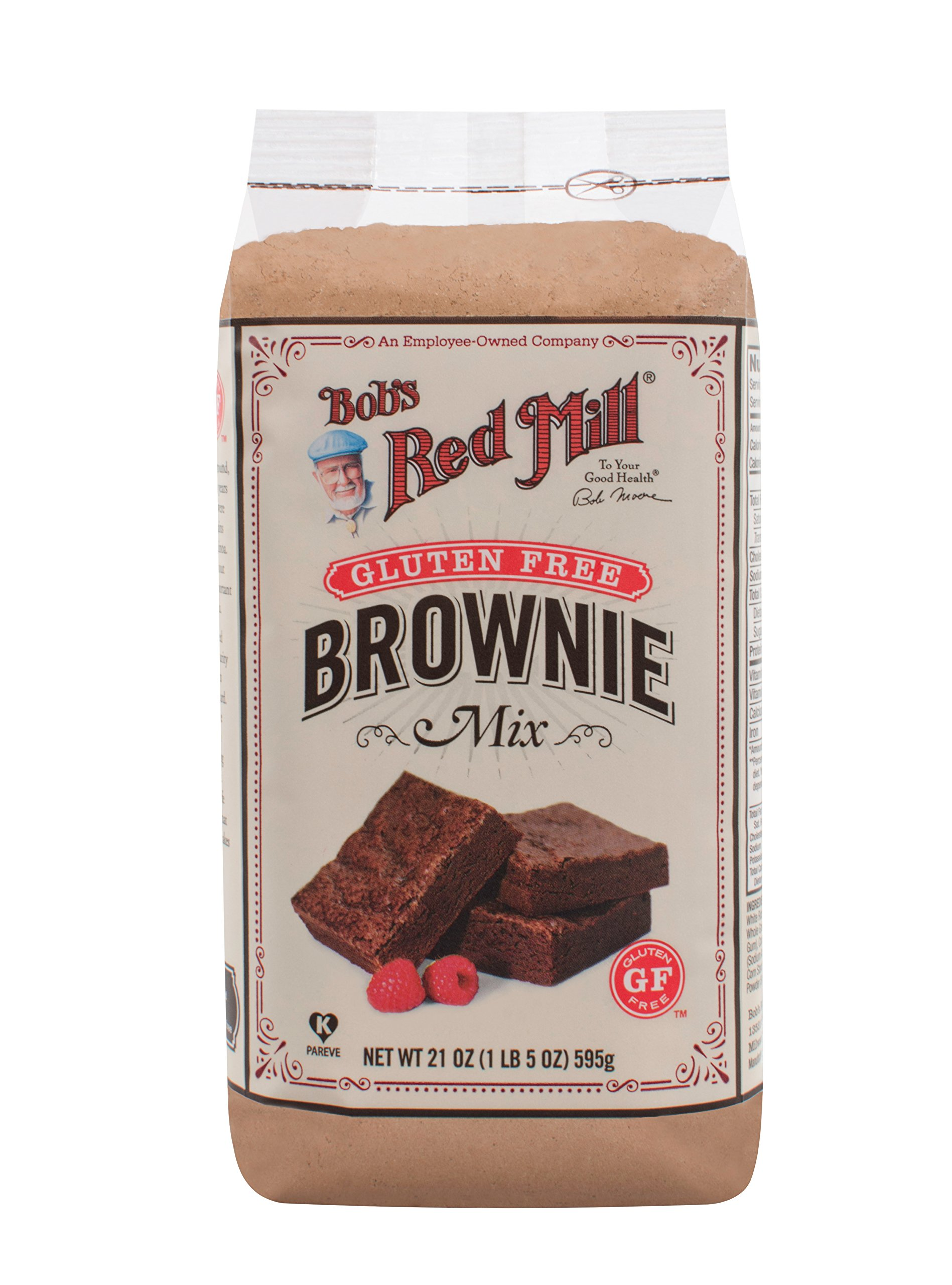 Bobs Red Mill Brownie Mix, 21 Ounce by Bob's Red Mill (Image #1)