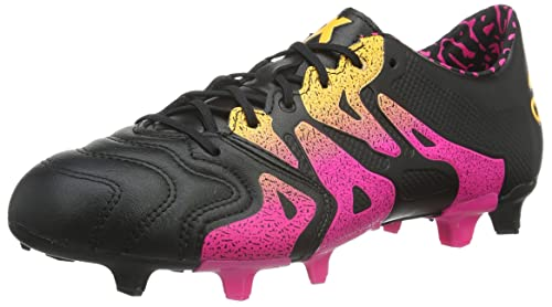 new product 87a55 09961 Adidas X 15.1 FG AG Leather, Botas de fútbol para Hombre  Amazon.es   Zapatos y complementos