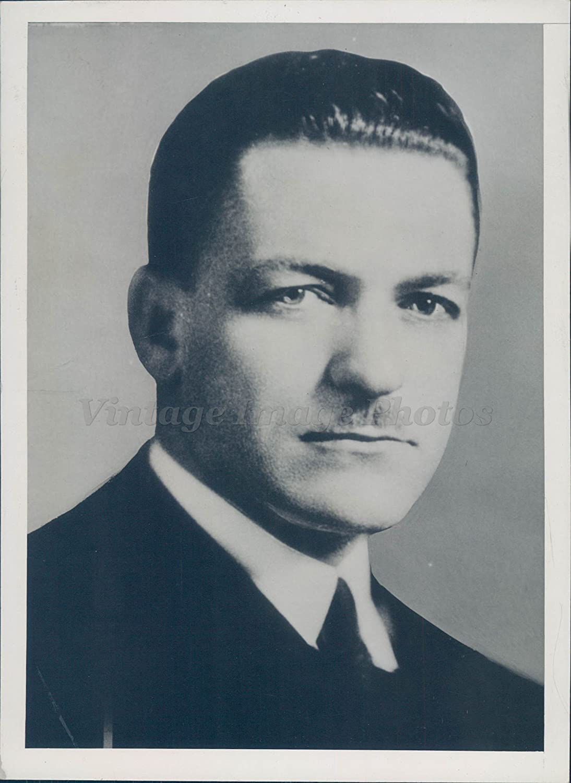 Amazon.com: Vintage Photos 1936 Photo TE Millsop Steel Industry Executive  President Weirton CO Business: Photographs