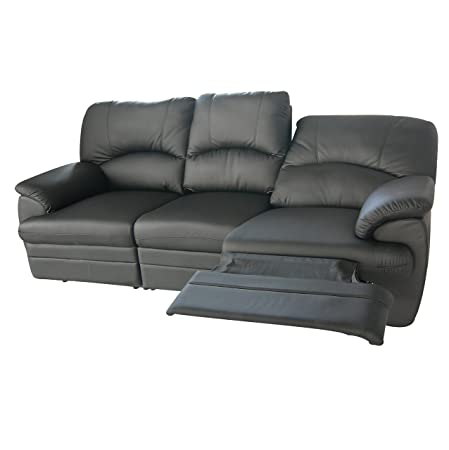 RR Design – Sofá de 3 plazas relax, de las cuales 2 ...