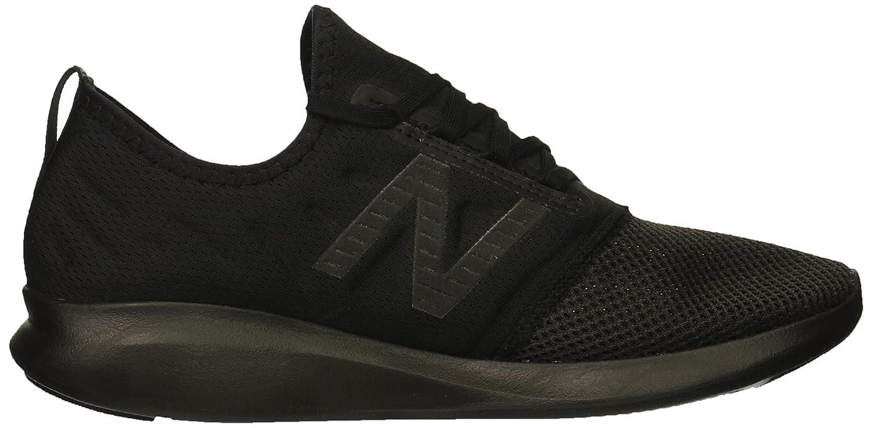 New Balance Women's Coast V4 FuelCore Running Shoe B075R7DHQG 5 D US|Black