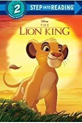 The Lion King Deluxe Step into Reading (Disney The Lion King) Kindle Edition