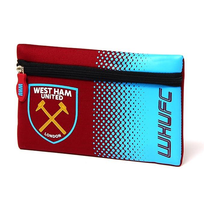 West Ham United FC - Estuche plano oficial del West Ham ...