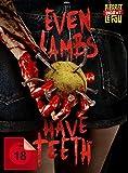 Even Lambs Have Teeth - Mediabook (+ DVD) [Blu-ray] [Limited Edition]