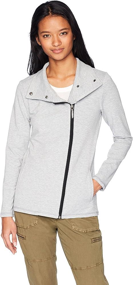 Amazon.com: Roxy Womens Paradis to Paradise Fleece Jacket ...
