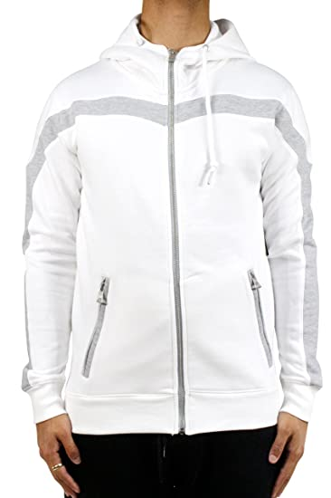 5d7609f8f5c0 Jordan Craig Essential Fleece Track Hoodie at Amazon Men s Clothing store