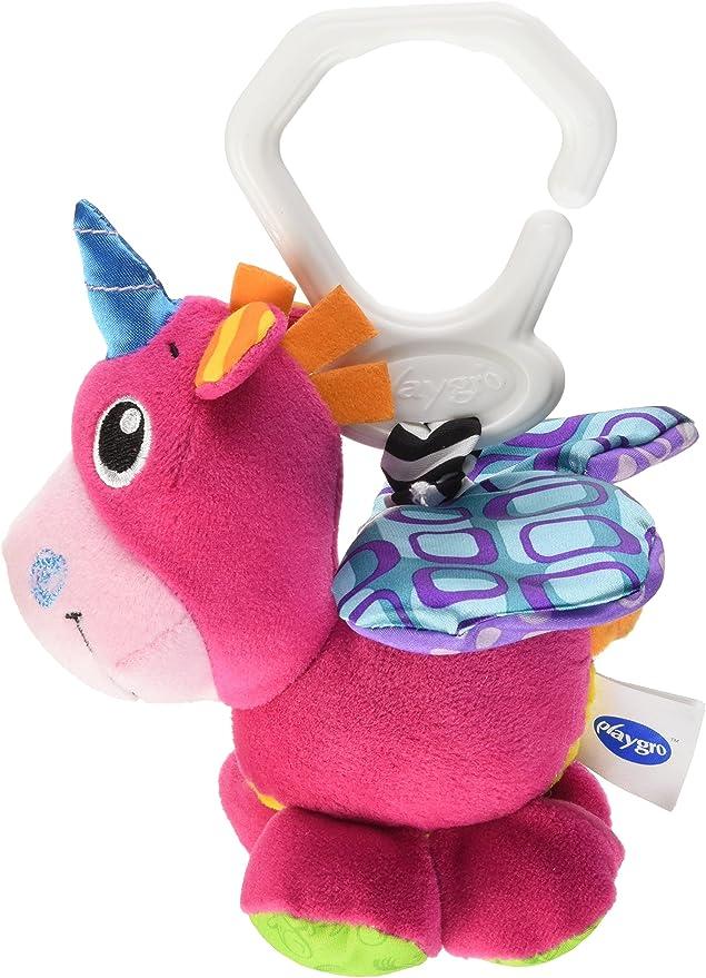Playgro-0183049 Unicornio Alfombras de Juego y gimnasios, Color ...