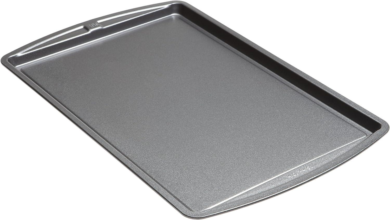 Dark Gray 15 x 10 Inch Good Cook 04021 Cookie Sheet Baking Essentials