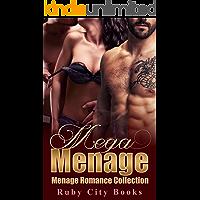 Mega Menage: Menage Romance Collection